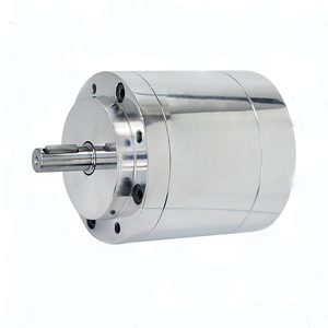 Image 3 - QMY0.3 Bade Air Motor High Speed Explosion proof Pneumatic Motor Small Industrial Stepless Speed Regulation Positive Inversion