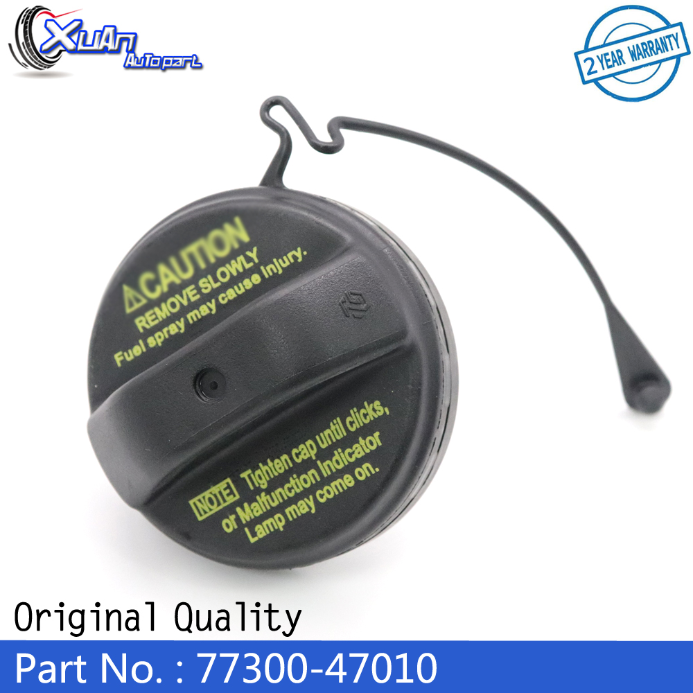 XUAN 77300-47010 Fuel Tank Gas Filler Cap Assembly for Toyota Camry Prius for Lexus RX330 GX470 ES330 ES300 7730047010