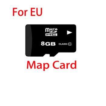 The EU Maps TF card for 7020G,7030G,7010G,7021G MP5 Car GPS radio image