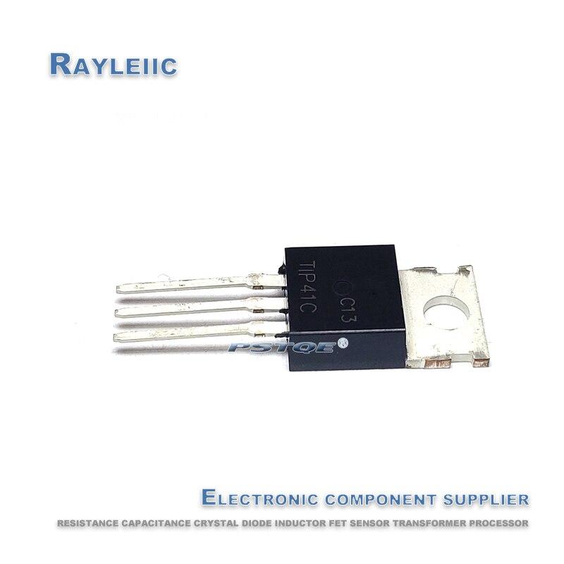 Tip41c transistor NPN 100v 6,0a 65w to220