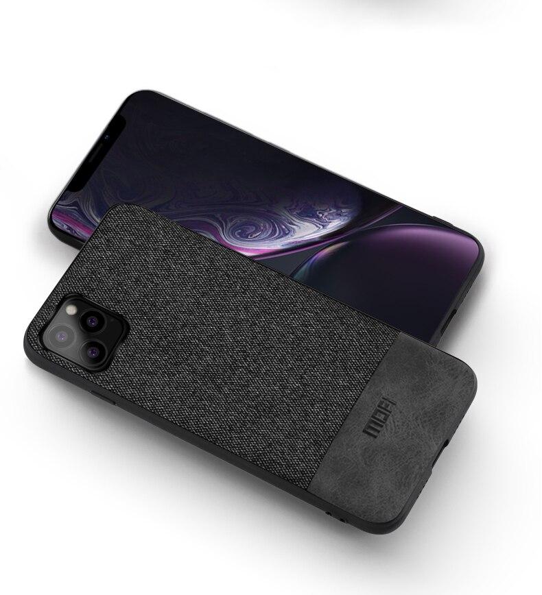 MOFi Fabric Case for iPhone 11/11 Pro/11 Pro Max 15
