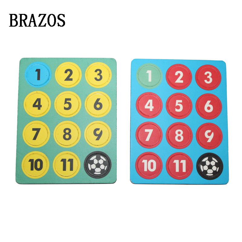 Magnetic Soccer Board Chess Training Basketball Volleyball Board Chess Pieces Football Coach Magnetic Number Label Voleibol