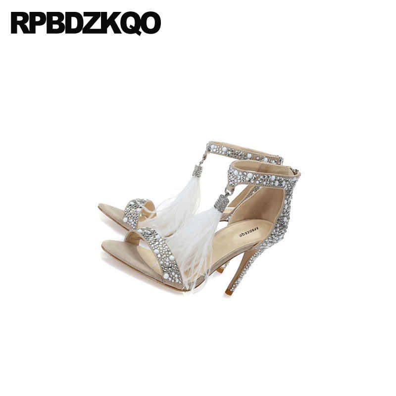 4 inch open toe heels