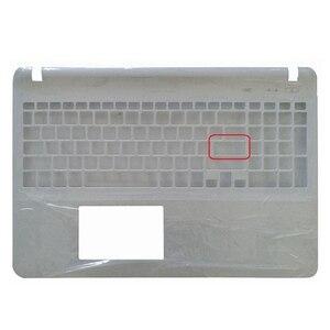 Image 4 - Nieuwe Laptop Cover Voor Sony Vaio SVF152 SVF15 FIT15 SVF153 SVF1541 SVF152A29V SVF1521ECXW Palmrest Bovenste Cover/Bottom Case Cover