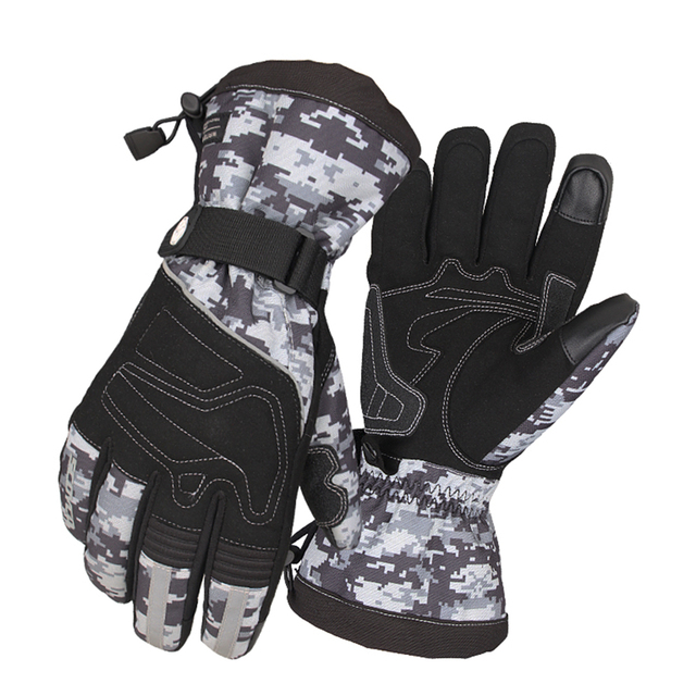 SCOYCO Motorcycle Gloves Windproof Waterproof Moto Gloves Touch Screen Gant Moto Guantes Motorbike Riding Gloves Guantes Moto