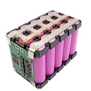 Image 3 - Batterie li ion 3S 18650 V 12ah 20ah 12.6 pour appareil de pulvérisation, alimentation ininterrompue avec BMS 20a équilibré + chargeur