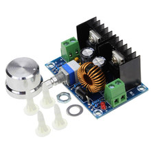 DC4-40V PWM Adjustable Voltage Regulator Step-Down Power Supply Module