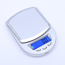 New 200g X 0.01g Mini Precision Digital Scales for Gold Bijoux Sterling Silver Scale Jewelry 0.01 Weight Electronic
