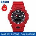 Casio часы мужчин G-SHOCK Топ бренда роскошный набор 200M водонепроницаемый спортивные кварцевые часы двойной LED свет Relogio цифровой G шок военные ча...