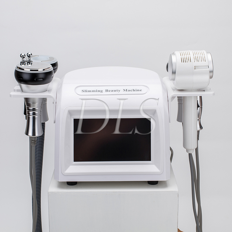 2019 The Worst  6 In 1 Multifunctional Weight Loss Instrument And Vacuum Cavitation Fat Freeze Slimming Beauty Machine