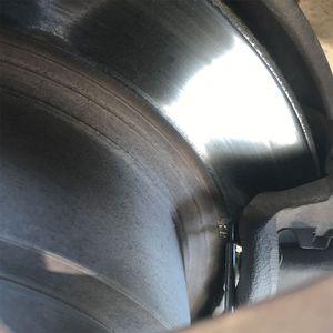 Image 5 - Fren balatası kalınlık ölçer zaman tasarrufu garaj ön Mot ölçme aracı araba lastiği için Q9QD