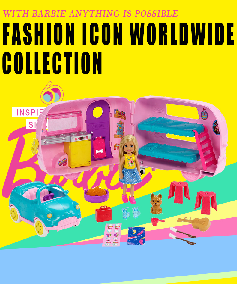 Barbie Camper