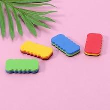 1 шт. цветной яркий ластик для доски для сухой доски многоцветные офисные школьные принадлежности AXYF