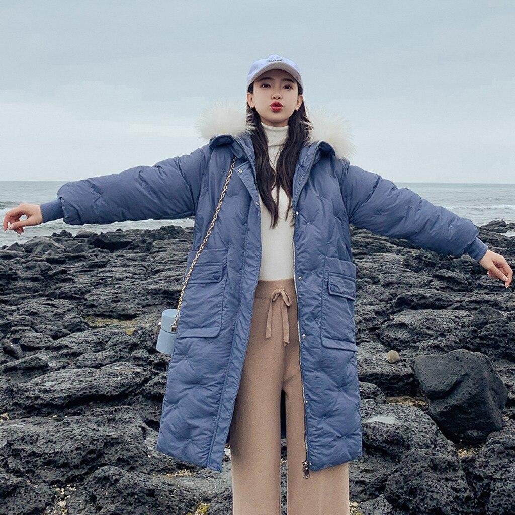 Fausse fourrure femmes hiver manteau nouveau 2019 hiver veste femmes épais neige porter Harajuku mignon dame vêtements femme vestes parka chaud