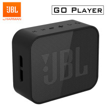 JBL GO Player Wireless Bluetooth Speaker Outdoor Portable Mini Speaker FM Radio TF Card Bass Sound Rechargeable Battery with Mic
