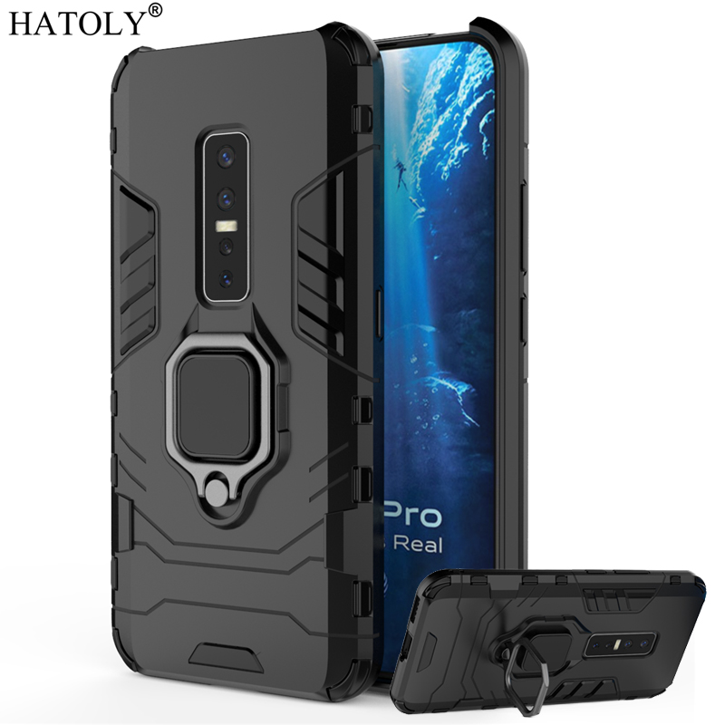 For <font><b>vivo</b></font> <font><b>V17</b></font> <font><b>Pro</b></font> <font><b>Case</b></font> Cover TPU Bumper Magnetic Ring Holder Armor Back Cover For <font><b>vivo</b></font> <font><b>V17</b></font> <font><b>Pro</b></font> Phone Stand <font><b>Case</b></font> For <font><b>vivo</b></font> <font><b>V17</b></font> <font><b>Pro</b></font> image