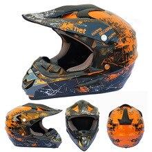 Motorcycle helmet road racing cross country helmet mountain bike full cross country helmet protection helmet цена 2017