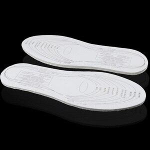 Image 5 - 1 זוג נעלי קצף זיכרון כרית אורטופדי לנשימה זיעה סופגת קומפי ספורט מדרסים הלם DIY רפידות