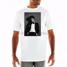 MICHAEL JACKSON Off The Wall T Shirt Thriller Bad(China)