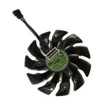 100mm pld10015b12h t129215bu gpu refrigerador para gigabyte gtx 1070 xtreme edição aorus gtx 1080 gtx1080ti 8g 11gbps vga cartão de refrigeração