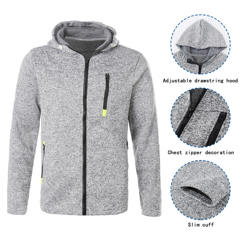 Men Hoodies Sweatershirt Autumn Zipper Patchwork Cardigan Sweatershirt Male Moletom Causal Streetwear Hip Hop Hoodie Sweatshirt