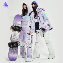 Pants Snowboard-Jacket Women Ski-Equipment Waterproof Warm Hot And Outdoor Sports Thick
