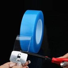 1 м/3 м/5 м супер сильный двухсторонний бесследный моющийся с адгезионным покрытием ленты нано петли диски галстук клей гаджет многоразовые