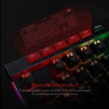 Backlit Mechanical Gaming Keyboard
