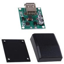 Блок питания с солнечной панелью 5 В 2 А контроллер заряда usb