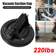 Vacuum Suction Cup 220kg with Copper Handle Ventosas Para Vidrio Heavy Duty Lifter for Granite Tile Glass Manual Lifting 2021