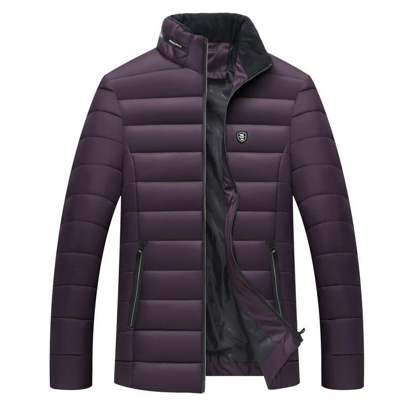 New Fashion Jackets Men Parka Hot Sale Quality Autumn Winter Warm Outwear Slim Mens Coats Casual Windbreak Jackets Men