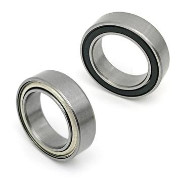 1PCS DALUO Bearing 6801ZZ 6801-2RS 12X21X5 6801 6801Z 6801RS ABEC-1 Single Row Deep Groove Ball Bearings Metric image