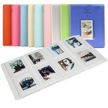 128 карманов 3-дюймовый мини фотоальбом для Fujifilm Instax Mini 11 9 7s 8 8 + 25 50 70 90 SP-2 пленка Liplay, держатель билета, визитница