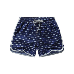 New Men Beach Board Shorts Quick-drying Men Swimming Trunks Men Swimwear Swimsuit Beachwear Beach Shorts Bathing Shorts(China)