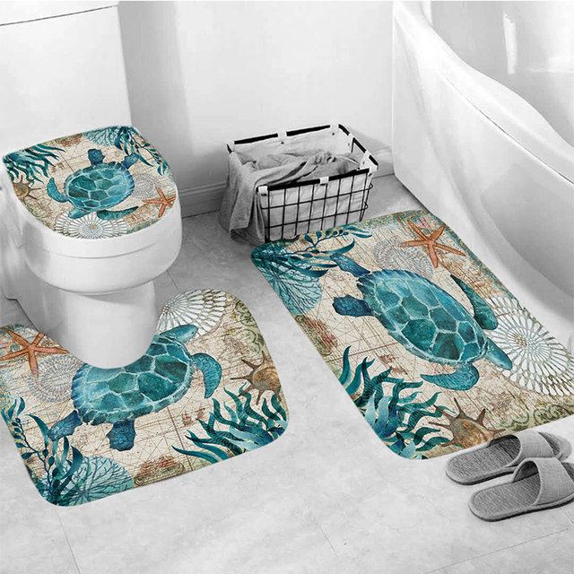 Bathroom Rug set 1