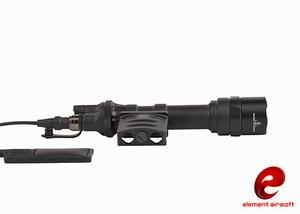 Image 4 - Element Airsoft Surefir Weapon Light M612 Ultra Superbright 350 LM Light Hunting Lamp Tactical Flashlight EX444