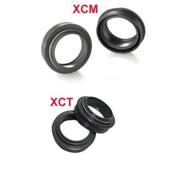 цена на MTB Mountain Bike Bicycle Suspension XCT 28mm XCM 30mm Front Fork Dust Wiper Seal Replacement Dust Oil Seals Service Kit