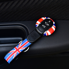 Car styling decoration For MINI Cooper S JCW F54 F55 F56 F57 F60 CLUBMAN COUNTRYMAN Car key Cover Case Modification accessories engine cover trunk cover line car stickers and decals car styling for mini cooper clubman f55 f56 sticker decoration accessories