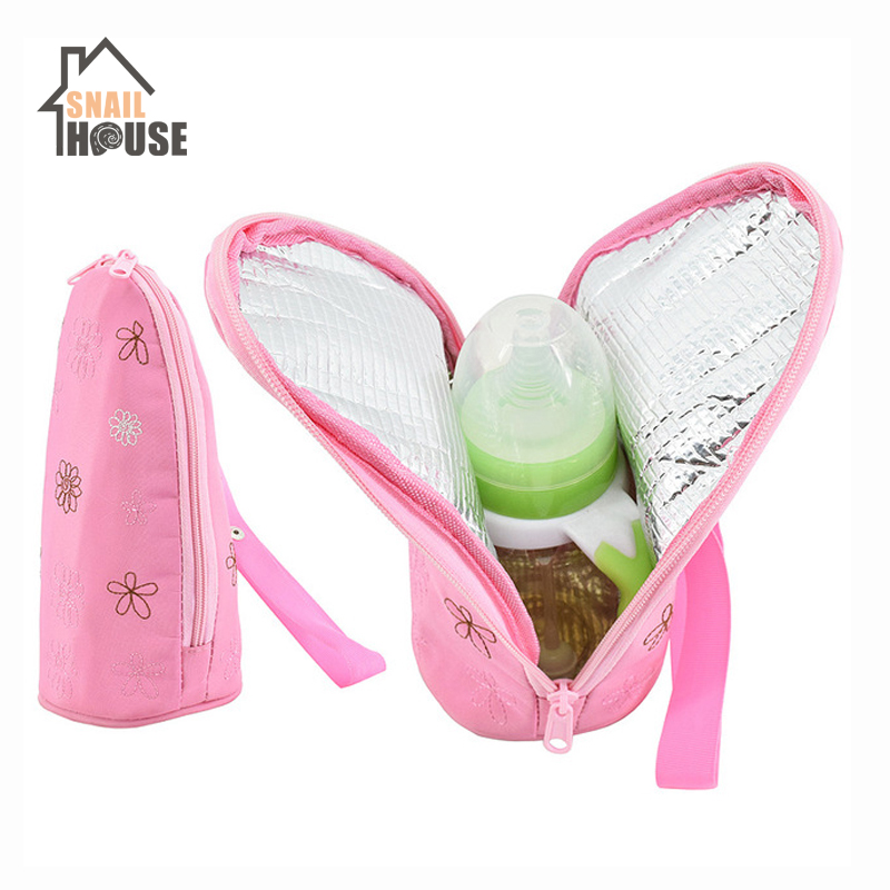 Bottle Storage Transport Bag Travel Portable Baby Food Milk Bottle Warmer Mummy Isolation Thermo Bag