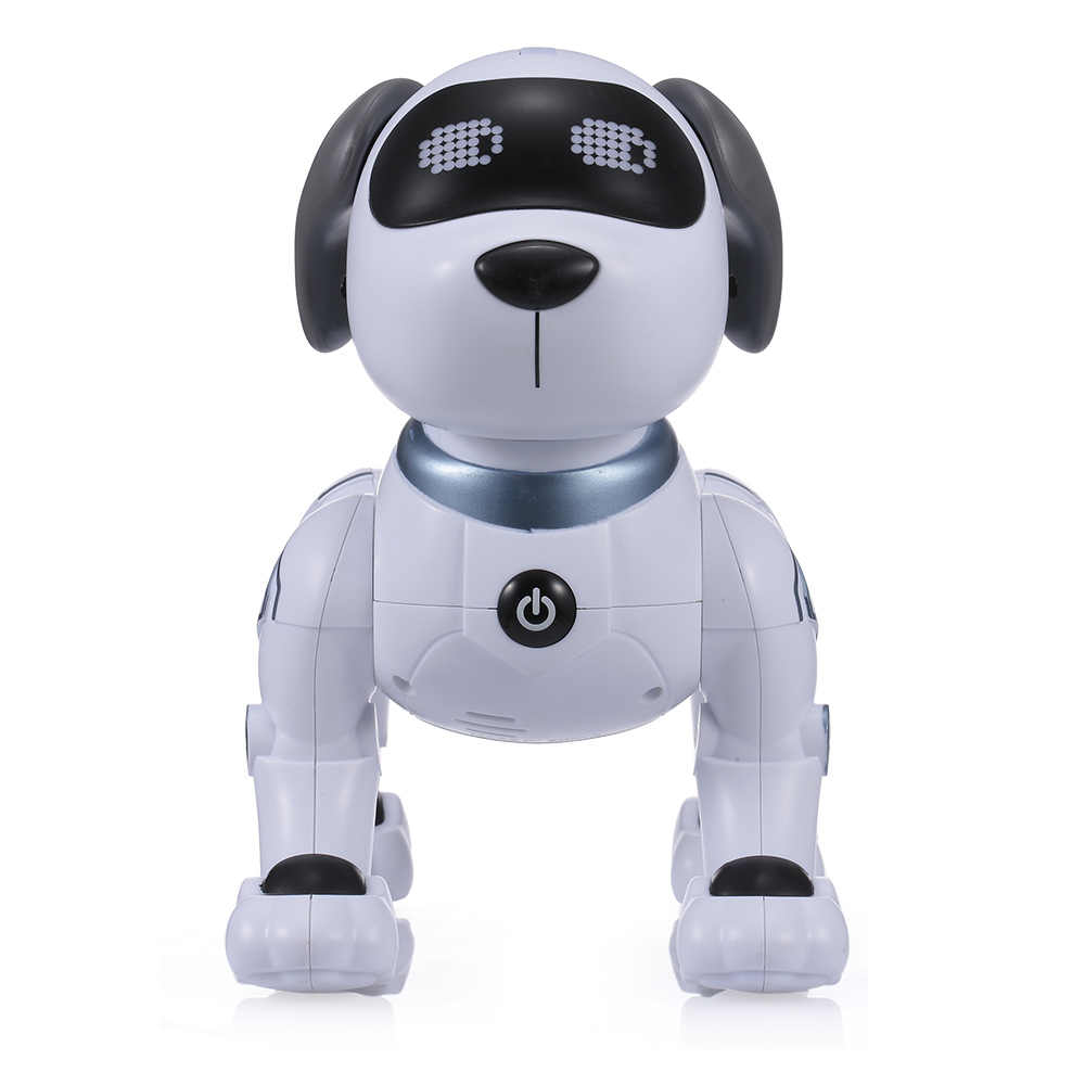 RC Robot TOYS Electronic Pets Robot Dog Dance Voice Control Programmable Touch-sense Music Song Toy for Kids Christmas Gift