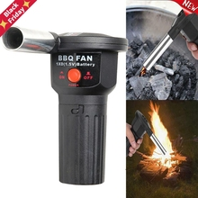 Bbq-Fan Grill-Accessories Air-Blower Cooking-Tool Barbecue Handheld Outdoor Portable