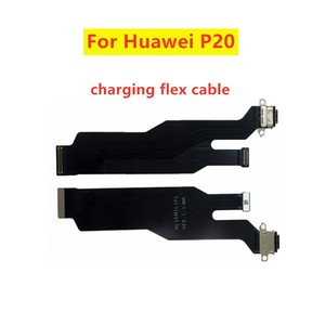 Image 1 - Şarj portu Dock bağlantı Flex kablo Huawei P20 şarj portu Dock bağlantı Flex kablo