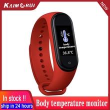 M4 สร้อยข้อมือสมาร์ท Heart Rate ความดันโลหิตนาฬิกา Smartband Fitness Tracker Cardio สร้อยข้อมือ M4 band สายรัดข้อมือสมาร์ทสุขภาพ