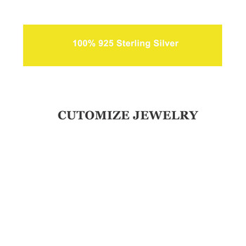ANDYWEN 925 Sterling Silver Fine Jewelry Custom Special Order