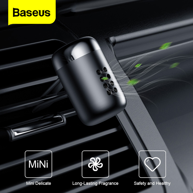 Car Air Freshener Aromatherapy Auto Air Outlet Perfume Long-lasting Car Fragrancner Fragrance Clip Diffuser solid perfume 1