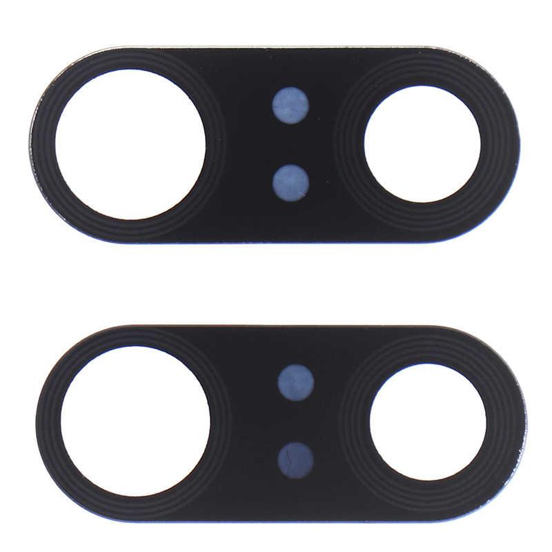 2 قطعة لهواوي P20 برو عودة كاميرا خلفية زجاج عدسة غطاء مع استبدال أجزاء