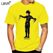 Edward Scissorhands Bershka Ladies T 셔츠 사이즈 Medium BNWT(China)