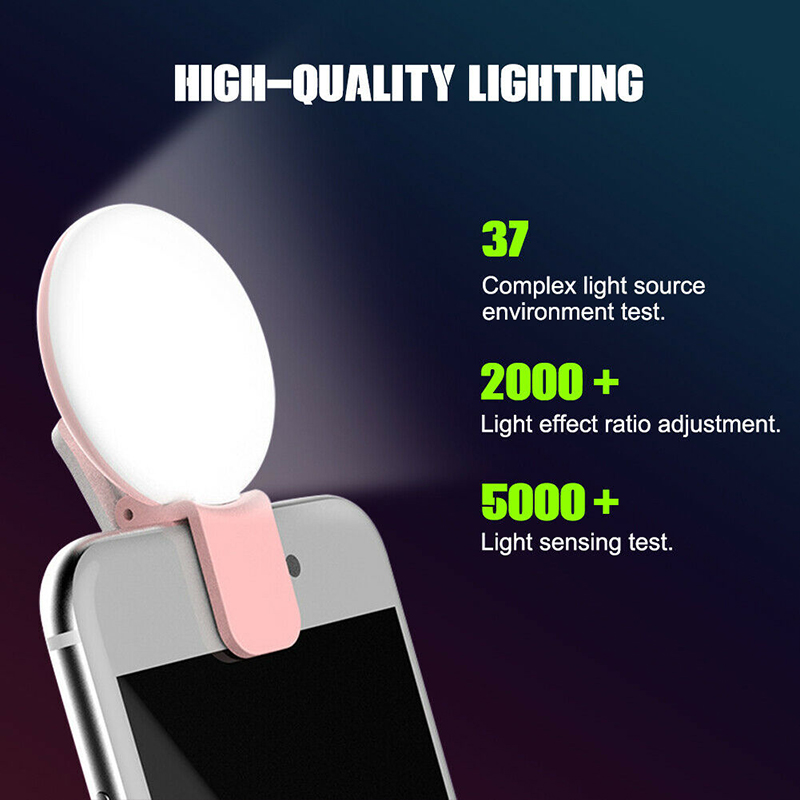 cheapest 2 in 1 LED ring lamp Desktop10 inch 26cm live supplementary lamp selfie light beauty Youtube Video Holder USB Plug Tripod