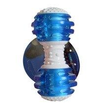 Любимая вокальная игрушка износостойкая собачья молярная палка клеящаяся игрушка для собак Жевательная обучающая игрушка для собак красивая и модная