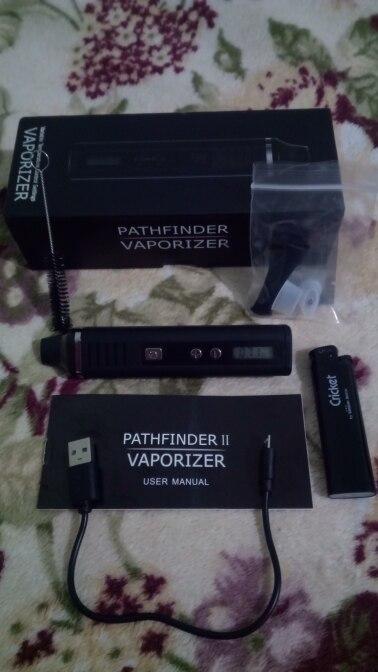 Hugo vapor pathfinder v2 ii erva seca atomizador pathfinder ii vape caneta mod 2200 mah bateria cigarro eletrônico kit para hugo va
